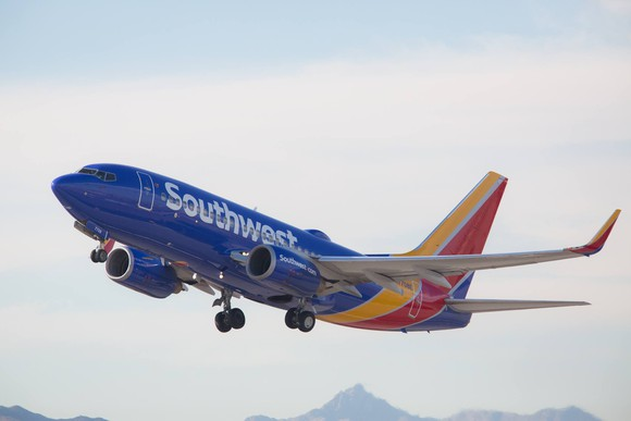 Post «Why Southwest Airlines Stock Soared 14% in July» in blog ... 719b3cf79095b