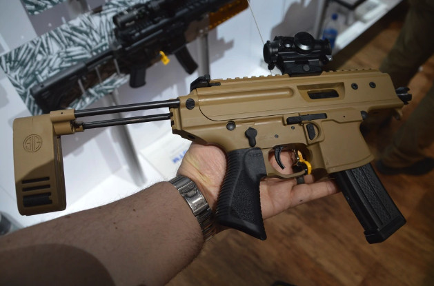 Sig Sauer Unveils The MPX Copperhead: Is This The Army's Next