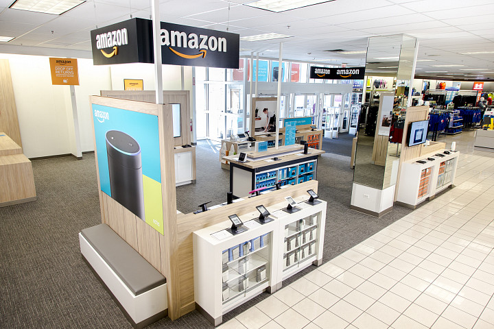 54f89f6ec Is Amazon Inching Closer to Buying Kohl's?
