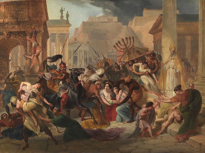 «Победа Рима над Ганнибалом была буквальным образом напечатана валютой республики»